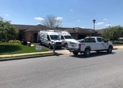 Vans At House